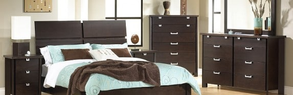 Complete your bedroom decorating ideas with furnishings